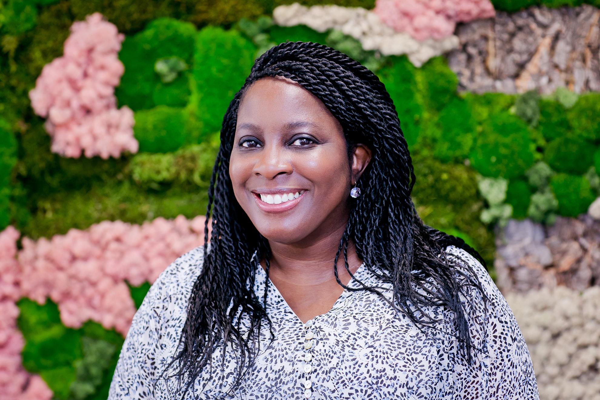 Carolyn Beckford Balogun