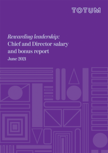 Law firm leadership - salary and bonus report